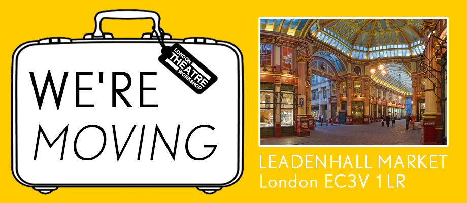 London Theatre Workshop Relocates To Central London's Leadenhall Market